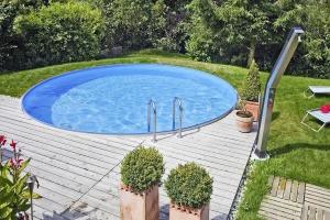 Сборный бассейн Summer Fun 4501010164KB круглый 450х120 см