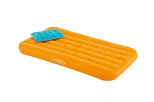 66801 Детский надувной матрас Cozy Kids Airbed, 88х157х18см, 3 цвета