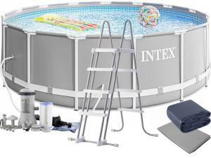 Каркасный бассейн Intex 26726 457х122 Prism Frame