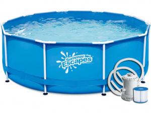 Каркасный бассейн SummerEscapes Р20-1042A 305x106 Metal Frame