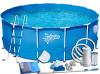 Каркасный бассейн SummerEscapes Р20-1452-B 427x132 Metal Frame