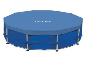 Тент-покрывало Intex 28034 для круглых каркасных бассейнов 549 см