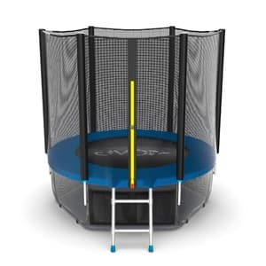 Батут EVO JUMP External 6ft (Blue) + Lower net