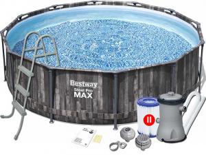 Каркасный бассейн Bestway 5614X 366х100 Steel Pro MAX